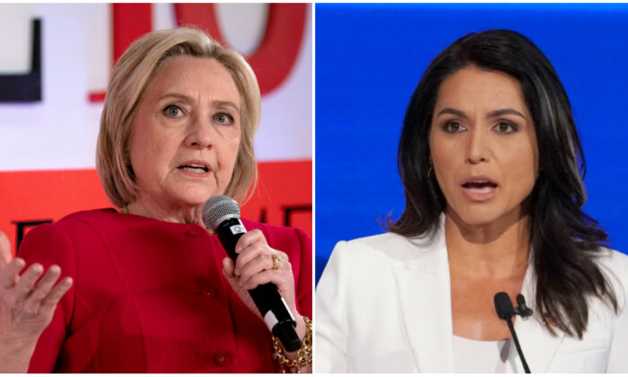 Charlotte: Gabbard Attorneys Demand Retraction of Hillary Clinton's 'Defamation'