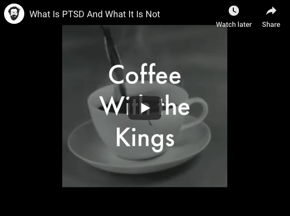 Charlotte What Is PTSD And What It Is Not